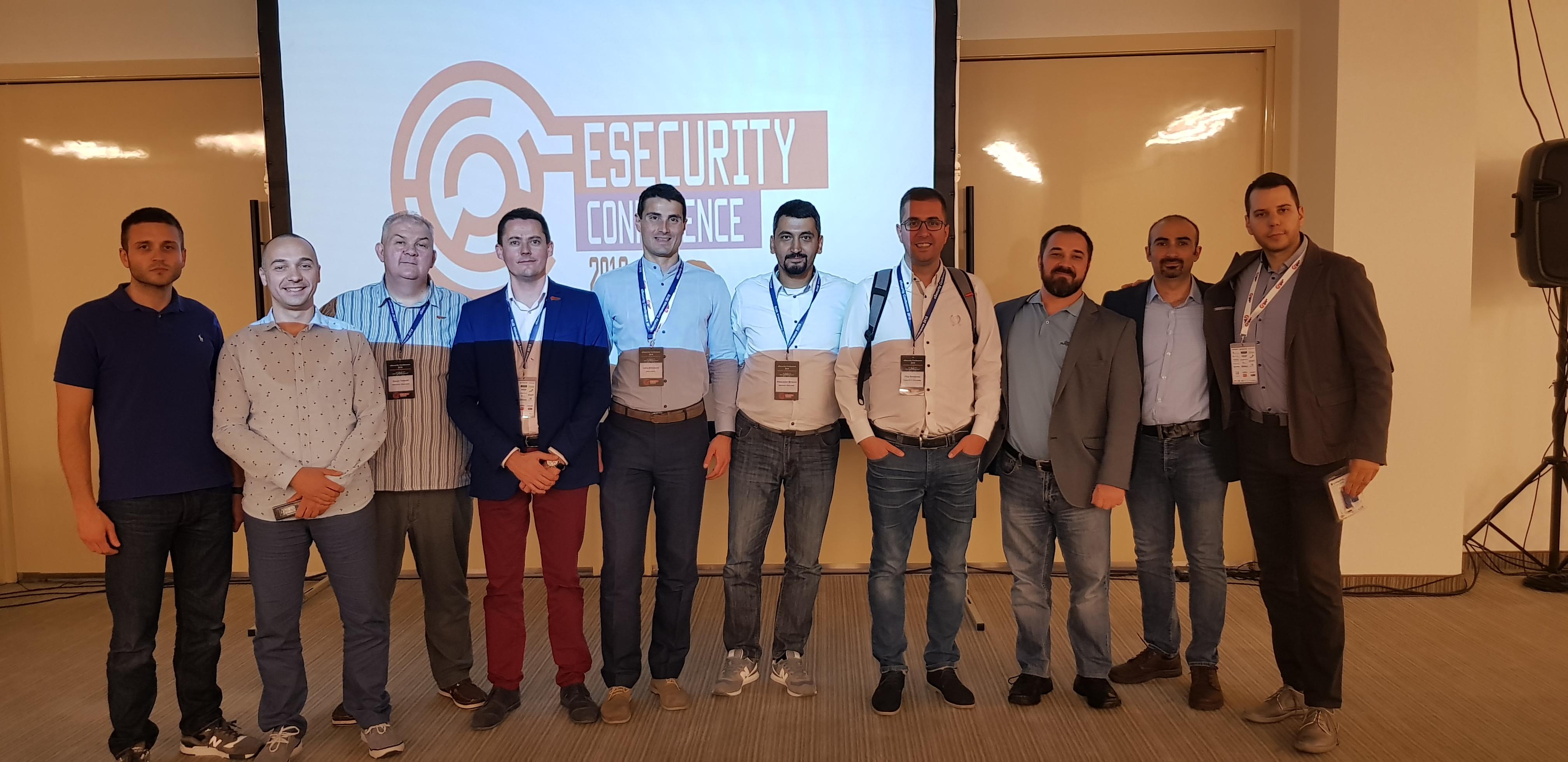 Održana  konferencija eSecurity 2018